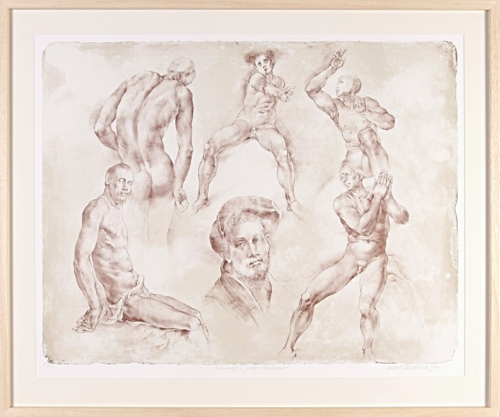 Hommage a Jacopo Pontormo